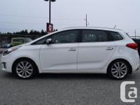 Make Kia Model Rondo Year 2014 Colour White kms 143173