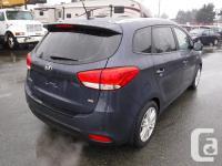Make Kia Model Rondo Year 2014 Colour Blue kms 155745