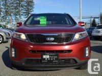 Make Kia Model Sorento Year 2014 Colour Red kms 103644