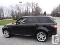 Make Land Rover Model Range Rover Sport Year 2014