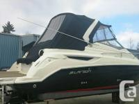 This new 2014 Larson 285 Cabrio is a very special