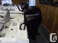 MERCURY 115HP 4 STROKEAERATOR BOW LIVEWELLBUTT SEAT