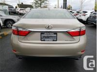 Make Lexus Model ES 350 Year 2014 kms 28282 Trans