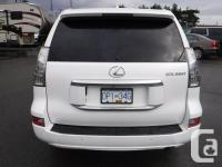 Make Lexus Model GX 460 Year 2014 Colour White kms