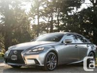 Make Lexus Model IS 350 Year 2014 Colour Silver kms