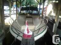 For sale is a 1981 model (sold in '82) Sea Ray