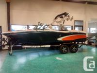 2014 MasterCraft X10Factory Installed Options Included
