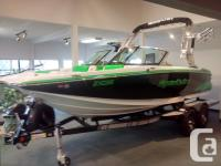 2014 MasterCraft X2Factory Installed Options Included