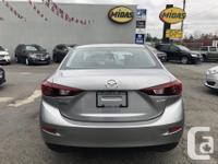 Make Mazda Model 3 Year 2014 Colour Silver kms 74000