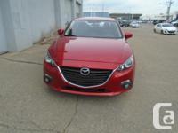 Make Mazda Model MAZDA3 Year 2014 Colour Red kms 65500