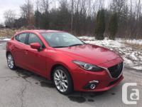 Make Mazda Model Mazda3 Sport Year 2014 Colour Red kms