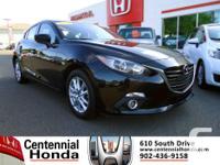 Make Mazda Model 3 Year 2014 Colour Black Pearl kms