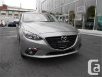 Make Mazda Model MAZDA3 Year 2014 Colour Silver kms