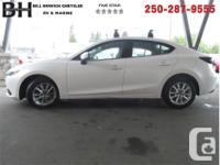 Make Mazda Model MAZDA3 Year 2014 Colour White kms
