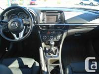 Make Mazda Model 6 Year 2014 Colour black kms 25861