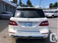 Make Mercedes-Benz Model M-Class Year 2014 Colour Polar