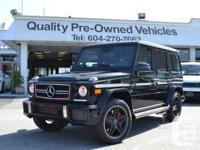 2014 Mercedes Benz G63 AMG. Exterior Colour: Designo