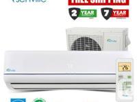 MINI SPLIT AIR CONDITIONERS -- 7 Year Warranty -- Multi