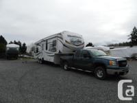 2014 Montana 3100RL Fifth Wheel, asking $62,800 O.B.O.
