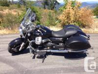 Make Moto Guzzi kms 10200 2014 MOTO GUZZI 1400 CUSTOM