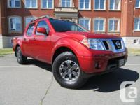 Make Nissan Model Frontier 4WD Year 2014 Colour Lava