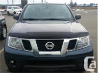 Make Nissan Model Frontier Year 2014 kms 92480 Trans