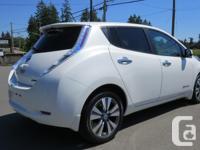 Make Nissan Model Leaf Year 2014 Colour PEARL kms 55