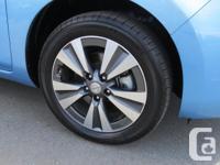 Make Nissan Model Leaf Year 2014 Colour BLUE Trans