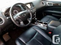Make Nissan Model Pathfinder Year 2014 Colour Black