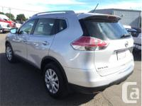 Make Nissan Model Rogue Year 2014 Colour Silver kms