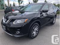 Make Nissan Model Rogue Year 2014 Colour Black kms