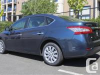 Make Nissan Model Sentra Year 2014 Colour Blue kms