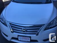 Make Nissan Model Sentra Year 2014 kms 39091 Price: