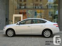 Make Nissan Model Sentra Year 2014 Colour Silver kms