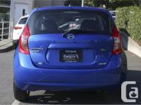 Make Nissan Model Versa Note Year 2014 Colour Blue kms