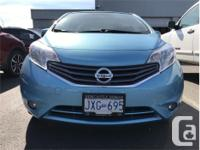 Make Nissan Model Versa Note Year 2014 kms 54956 Price: