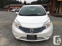Make Nissan Model Versa Note Year 2014 Colour White