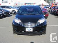 Make Nissan Model Versa Note Year 2014 Colour Black
