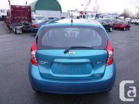 Make Nissan Model Versa Note Year 2014 Colour Green