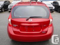 Make Nissan Model Versa Note Year 2014 Colour Red kms