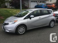 Make Nissan Model Versa Note Year 2014 Colour Silver