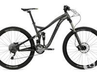 Brand-new bike, ridden 3x by women rider. Brand-new