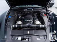 Make Porsche Model Cayenne Year 2014 Colour Black kms