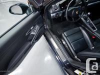 Make Porsche Model Cayman Year 2014 Colour Basalt Black