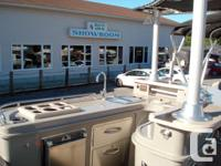 Get ready to host an event on the water. The Grand