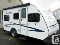 Designed for compact vans and SUV's and sleeps 5.