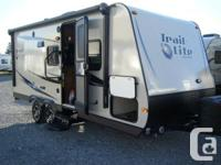 2014 R-Vision Trail-Lite Crossover 200S (4400).  Use