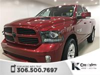 Make Ram Model 1500 Year 2014 Colour Deep Cherry Red