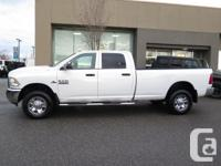 Make Dodge Model Ram 3500 Year 2014 Colour WHITE kms