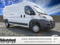 Make Ram Model Van Year 2014 Colour White kms 500